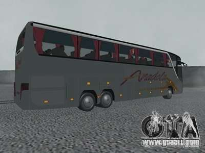 Setra S 417 HDH for GTA San Andreas left view
