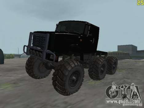 ZIL 497200 for GTA San Andreas
