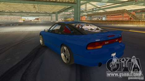 Nissan 240SX Drift for GTA 4