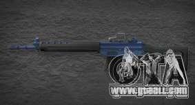 [Point Blank] SG550 Blue for GTA San Andreas