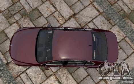 BMW 760Li 2011 for GTA 4 bottom view