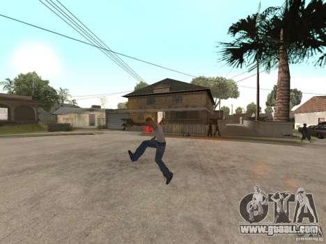 Awesome .IFP V3 for GTA San Andreas third screenshot