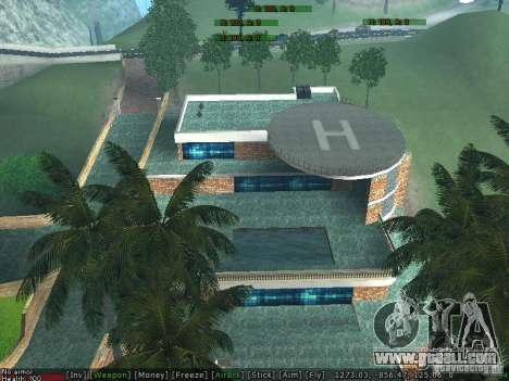 New Villa Med-Dogg for GTA San Andreas fifth screenshot
