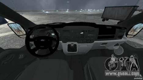 Ford Transit Joen Loka [ELS] for GTA 4 back view