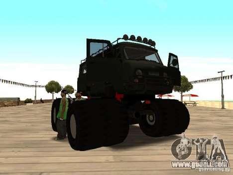 Uaz Monster for GTA San Andreas