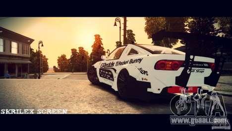 Nissan 380sx BenSpora for GTA 4 left view