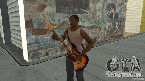 MOVIE songs on guitar for GTA San Andreas tenth screenshot