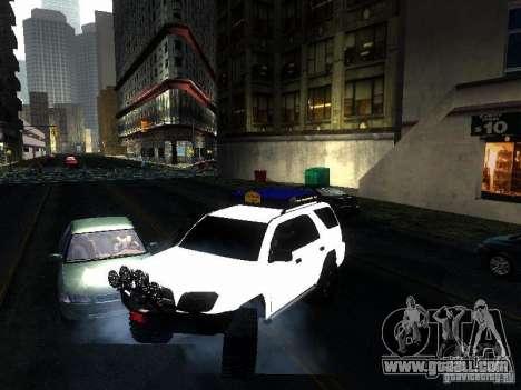 Toyota 4Runner 4X4 for GTA San Andreas