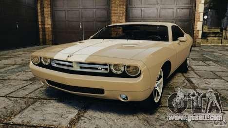 Dodge Challenger Concept 2006 for GTA 4
