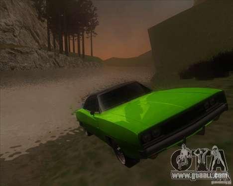 ENB from ALKANAVT for GTA San Andreas third screenshot