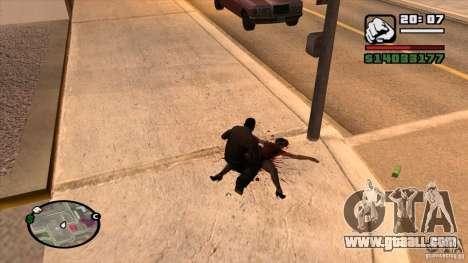 CJ Medic for GTA San Andreas