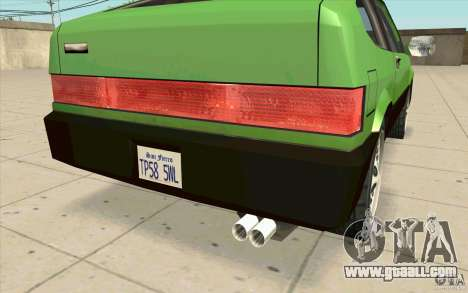 Mad Drivers New Tuning Parts for GTA San Andreas sixth screenshot