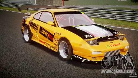 Nissan S330SX GT Drift Texture for GTA 4