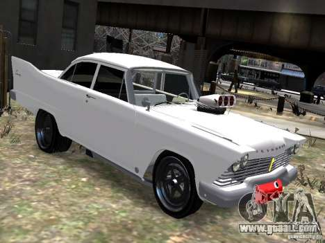 Plymouth Savoy 57 for GTA 4 right view