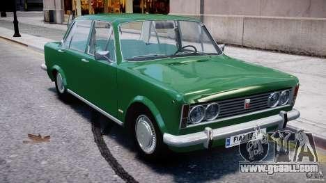 Fiat 125p Polski 1970 for GTA 4 side view