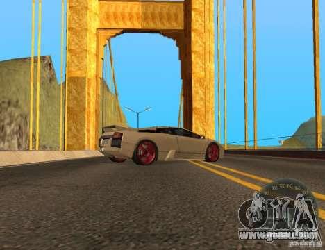 Golden Gate for GTA San Andreas second screenshot