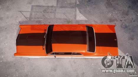 Pontiac GTO 1965 v3.0 for GTA 4 right view