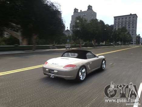 Porsche Boxster S 2010 EPM for GTA 4 side view