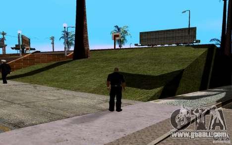 The new basketball court for GTA San Andreas third screenshot