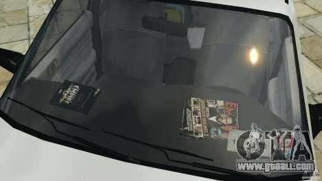 Mercury Tracer 1993 v1.1 for GTA 4 side view