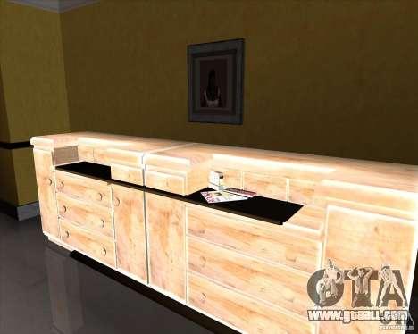 New Interior of CJs House for GTA San Andreas sixth screenshot