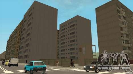 Arzamas beta 2 for GTA San Andreas
