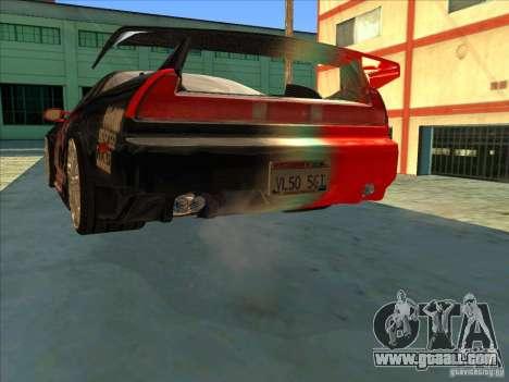 Acura NSX 1991 Tunable for GTA San Andreas engine