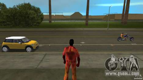 Cool Man for GTA Vice City second screenshot