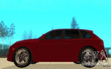 Wheel Mod Paket for GTA San Andreas fifth screenshot