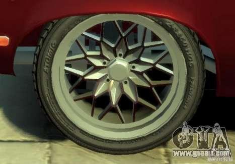 AMC Matador for GTA 4 side view