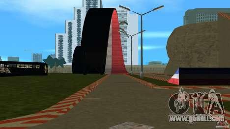 Bobeckas Park for GTA Vice City second screenshot