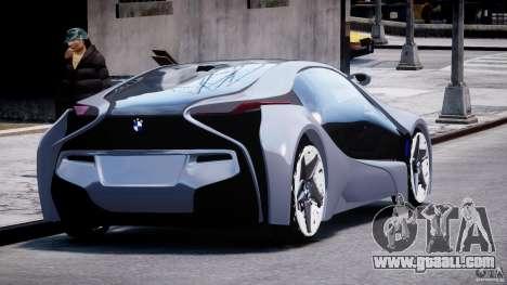BMW Vision Efficient Dynamics v1.1 for GTA 4 side view