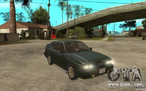 Audi Quattro for GTA San Andreas