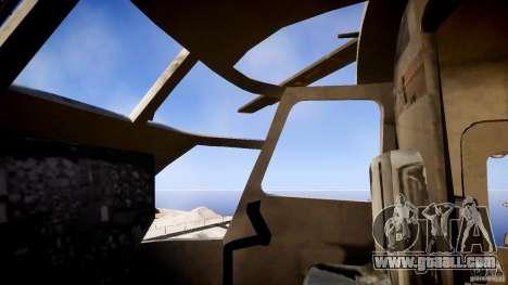 MH-53 Pavelow v1.1 for GTA 4