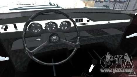 Peykan 1348 1970 for GTA 4 back view