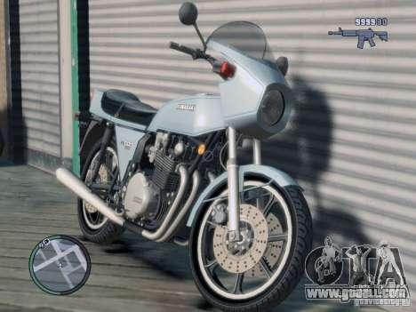 Kawasaki Z1-R for GTA 4