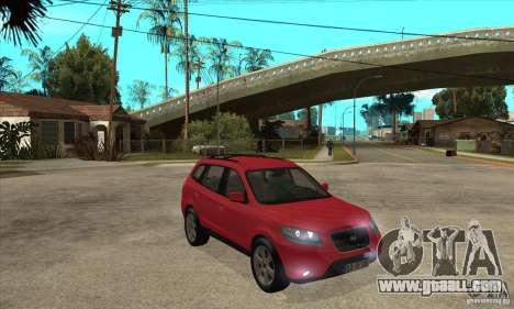 Hyundai Santa Fe for GTA San Andreas