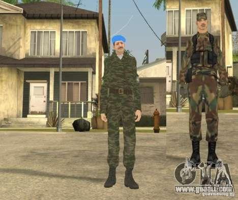 VDVšnik for GTA San Andreas