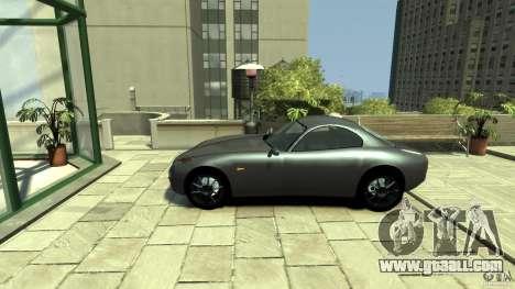 Alfa Romeo Nuvola for GTA 4 left view