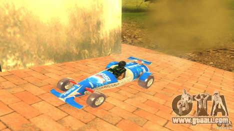 PEPSI car for GTA San Andreas