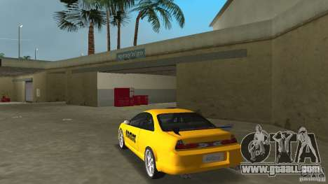 Honda Accord Coupe Tuning for GTA Vice City back left view