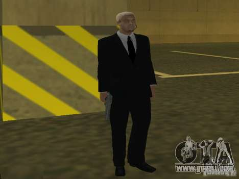The Bodyguards for GTA San Andreas