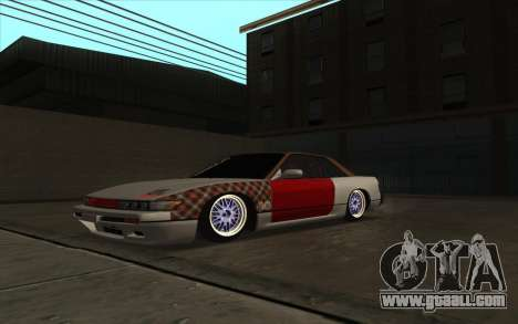 Nissan Silvia S13 Drift for GTA San Andreas