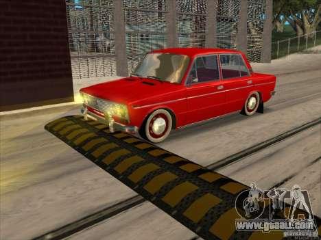 VAZ 2103 Resto style for GTA San Andreas