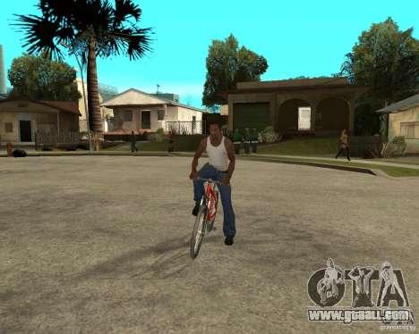 Kona Cowan 2005 for GTA San Andreas