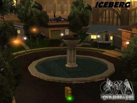 Nev Groove Street 1.0 for GTA San Andreas