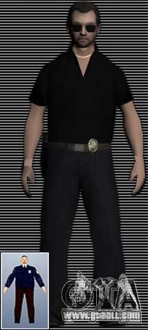 New FBI Agents for GTA San Andreas second screenshot