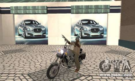 URAL WOLF 1998 for GTA San Andreas