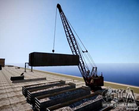 LC Crash Test Center for GTA 4 fifth screenshot