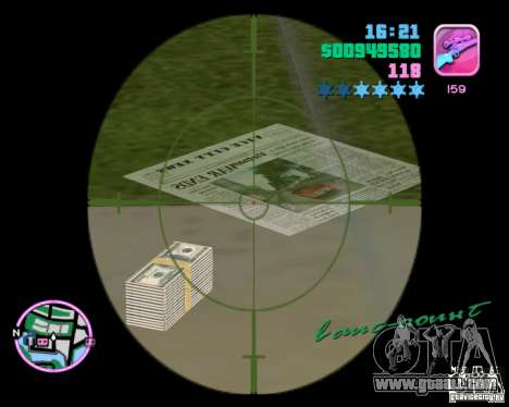 New textures for GTA Vice City second screenshot